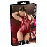 Wetlook Body Met Open Kruis_