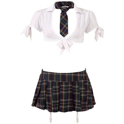 Schoolmeisjes Uniform