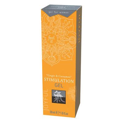 Stimulation Gel - Ginger & Kaneel