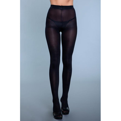 Perfect Nylon Panty - Zwart