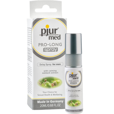 Pjur Verdovende Spray - 20 ml