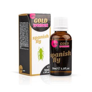 Spanish Fly lustopwekker voor vrouwen - Gold strong 30 ml